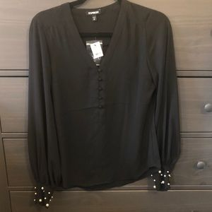 Express Beaded Blouse